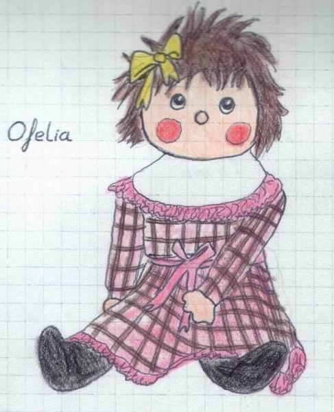 Esta es Ofelia, la primera víctima de la interfecta.